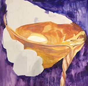 oil, glory, presence of God