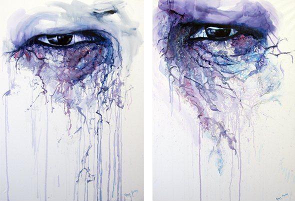 eyes, refugee