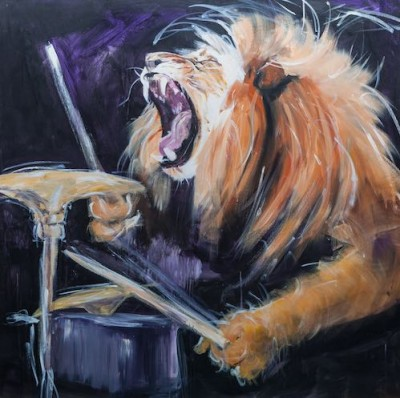 Lion of Judah, worship, drums, drummer, drumming