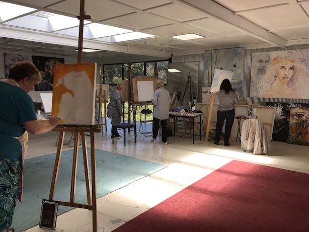 Prophetic Arts Workshop