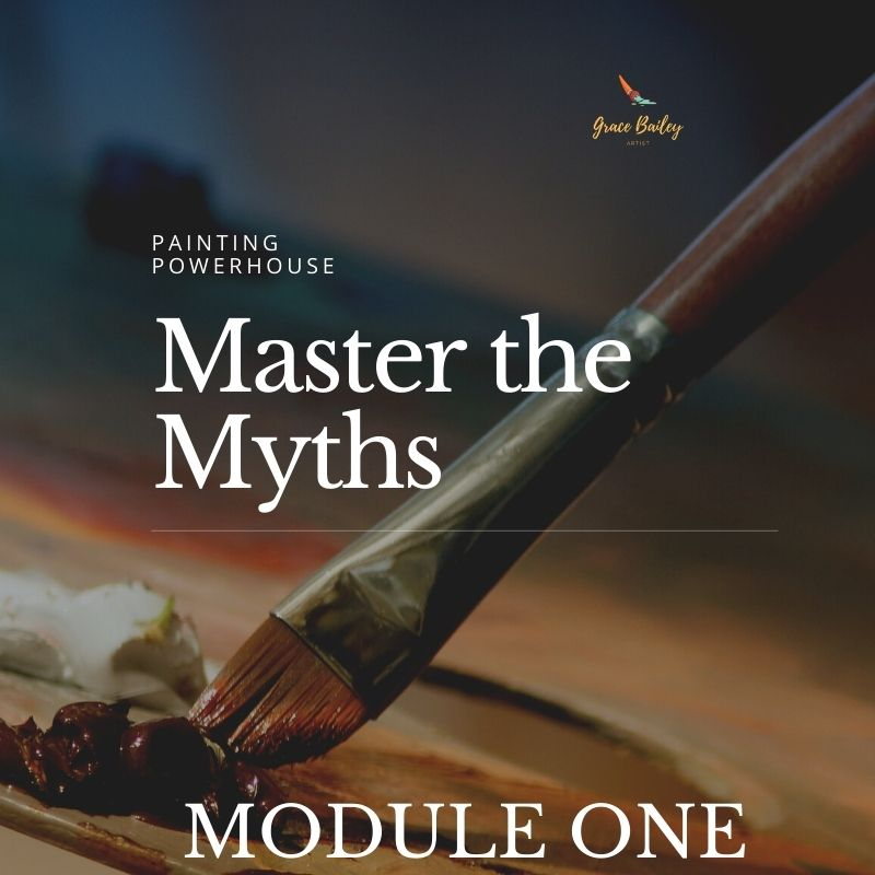 Master the art myths