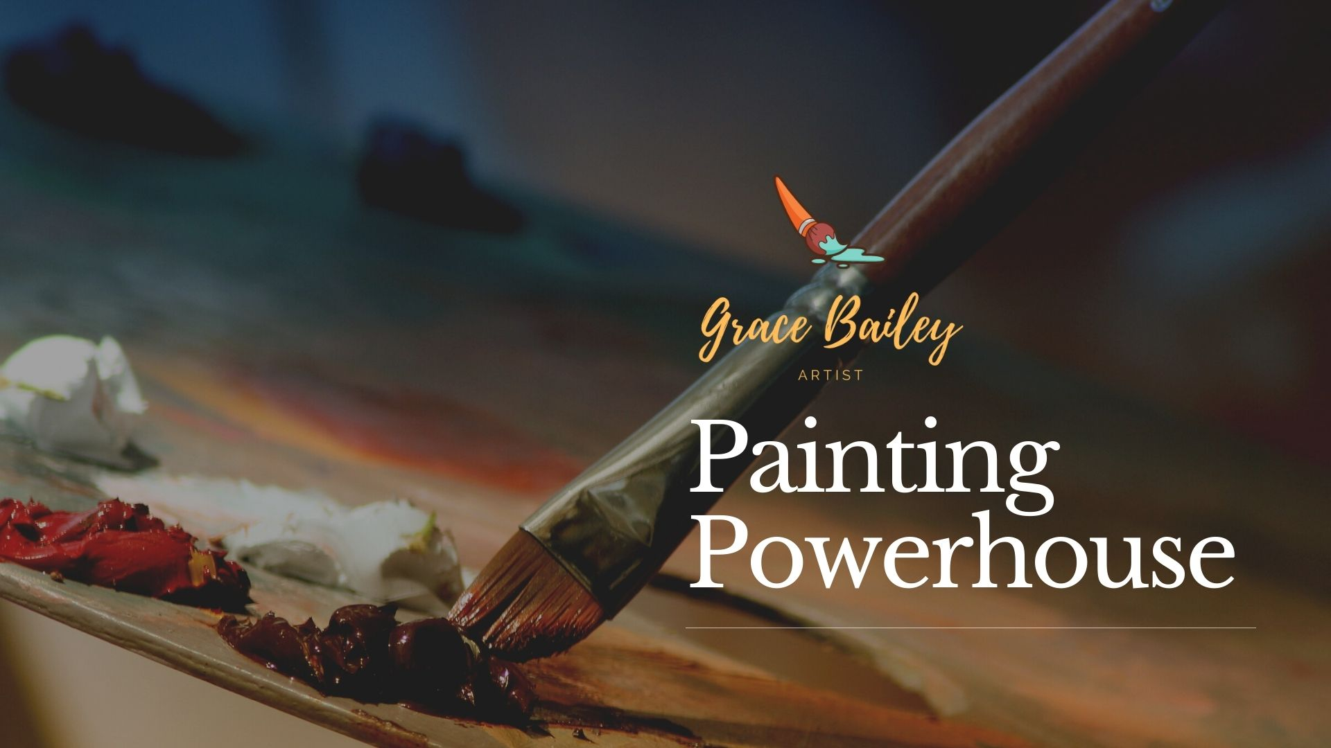 PAINTING POWERHOUSE, HOW TO PAINT