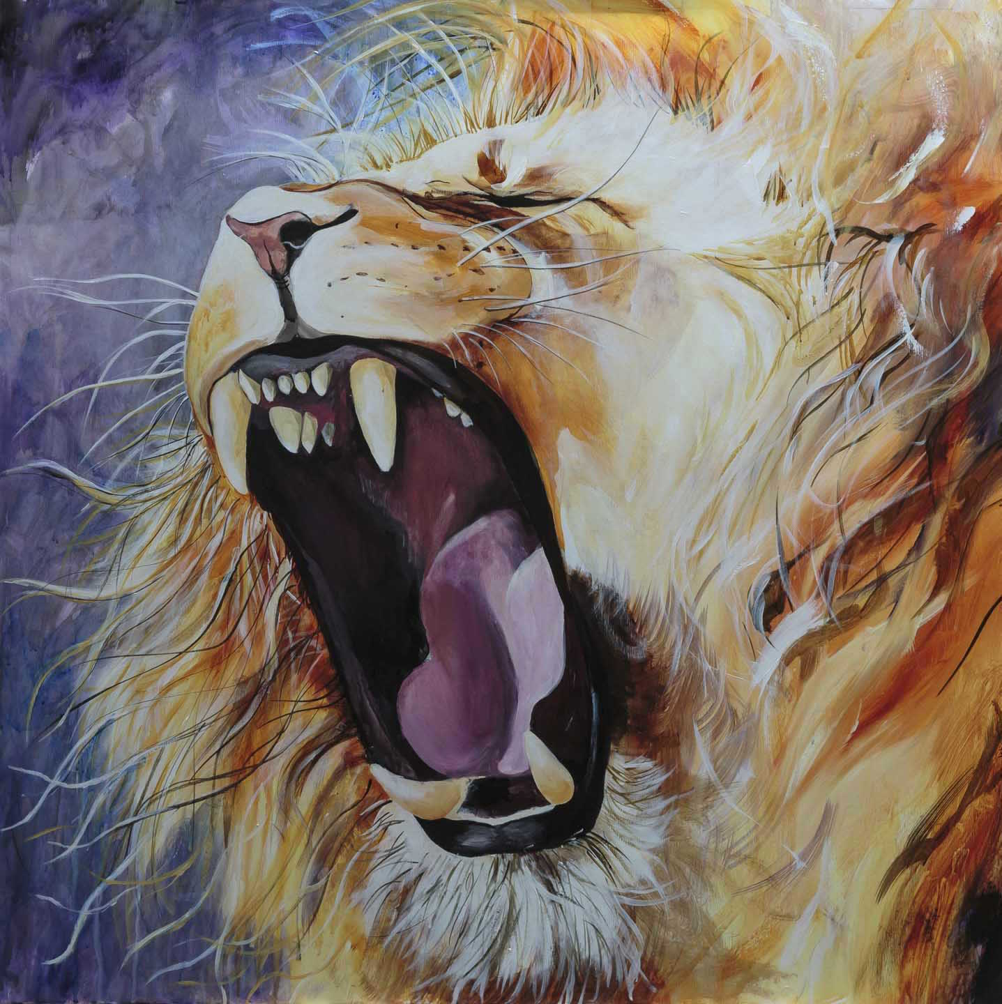 lion, lion roaring, lion up-close, lion of judah