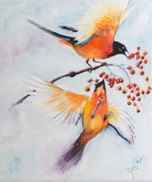 birds, goodness, flying, taste and see