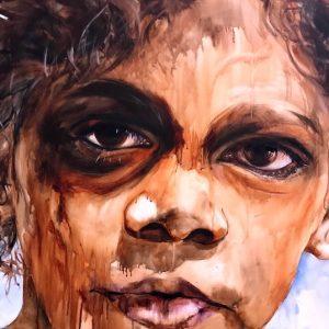 aboriginal boy, indigenous