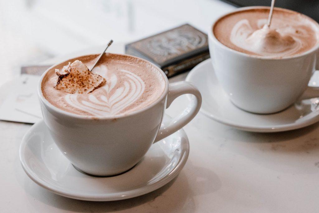 coffee with naomi