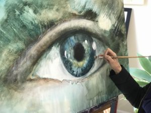maree's eye