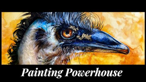 Painting Powerhouse header
