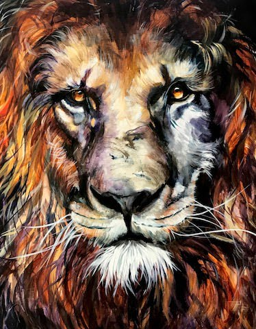 resilience, lion, lion of judah