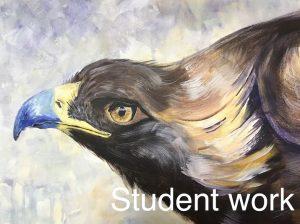 student eagle
